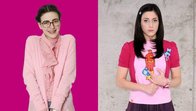 Ruth Núñez en las series de Telecinco 'Yo soy Bea' y 'Frágiles' | Mediaset