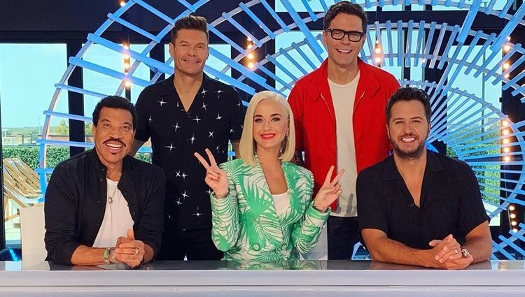 Los jueces de 'American Idol'|Foto: Instagram