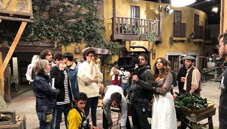 Fotograma de 'Paquita Salas'