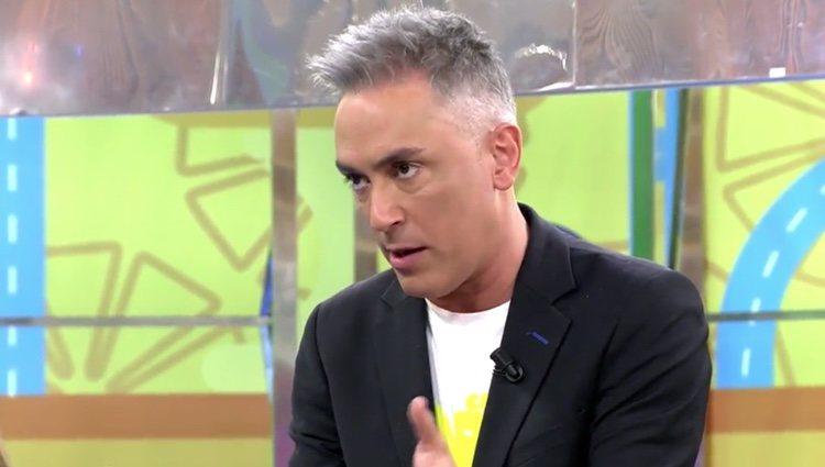 Kiko Hernández responde a Anabel Pantoja/'Sálvame'