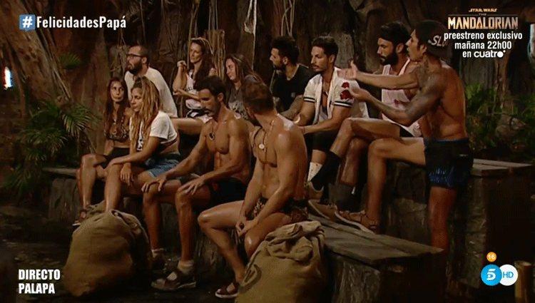 Todos los concursantes de 'Supervivientes 2020'/ Foto: telecinco.es