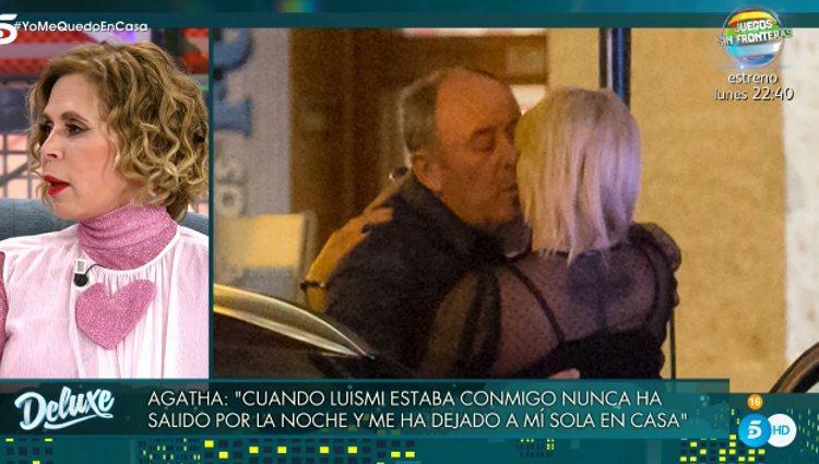 Ágatha Ruiz de la Prada ha explicado su ruptura   Foto: telecinco.es