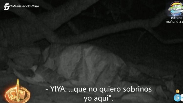 Hugo e Ivana dieron rienda suelta a su pasión la primera noche | Foto: Telecinco.es
