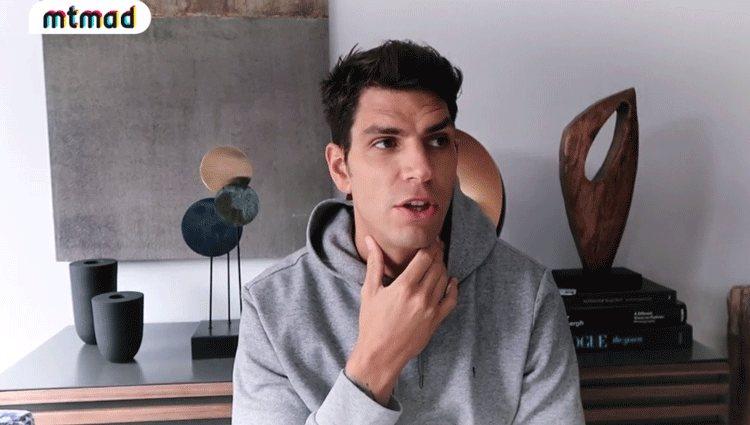Diego Matamoros cuenta los síntomas que tiene en Mtmad/ Foto: telecinco.es