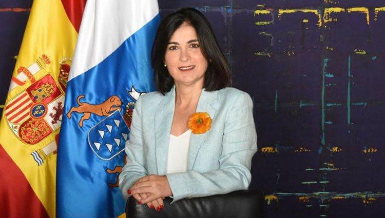 Carolina Darias en una foto institucional/ Foto: Facebook