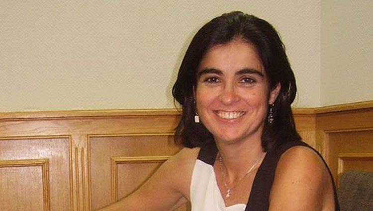 Carolina Darias en una foto de su cuenta personal de Facebook