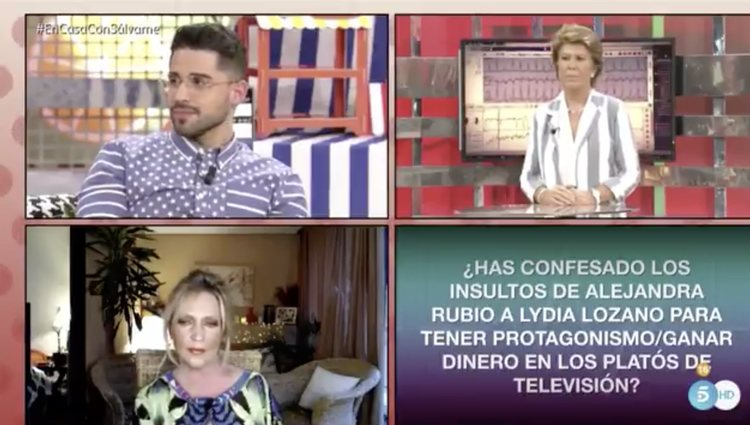 Miguel Frigenti asegura tener pruebas de todo lo que dice |Foto: Telecinco