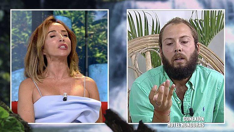 Avilés confiesa la mentira sobre la muerte de su abuela para evadir pagos | Foto: Telecinco.es