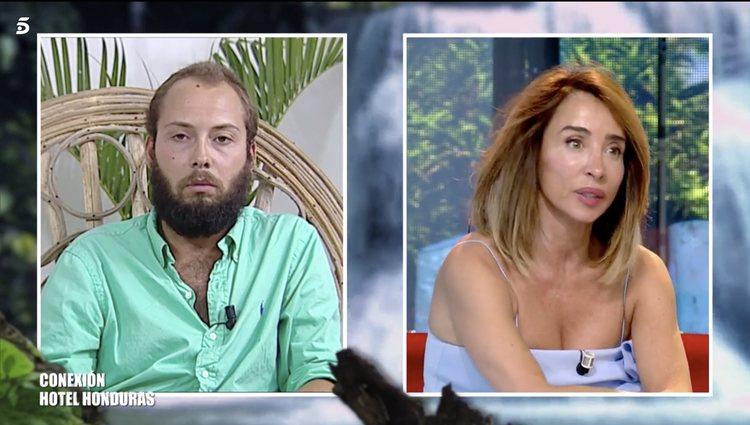 Avilés escuchó su propia voz en diferentes audios   Foto: Telecinco.es