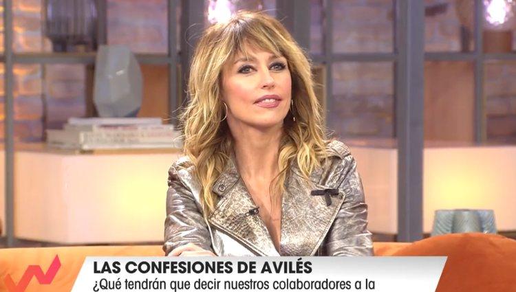 Emma García dice lo que opina de Avilés | Foto: telecinco.es