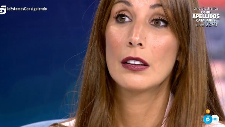 Fani habla de su familia en 'Sábado Deluxe' | Foto: telecinco.es