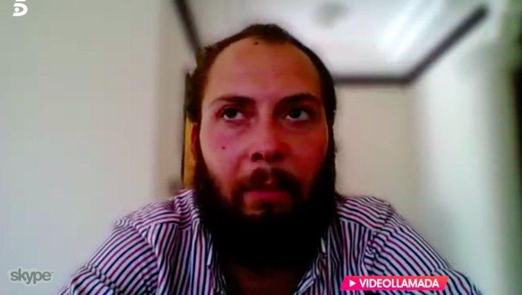 Avilés explicando sus deudas en 'Viva la vida' / Telecinco.es