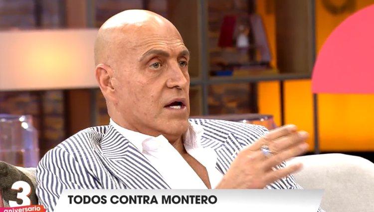 Kiko Matamoros opina de la situación   Foto: telecinco.es