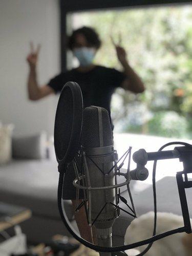 Malú sigue grabando nueva música | Foto: Instagram