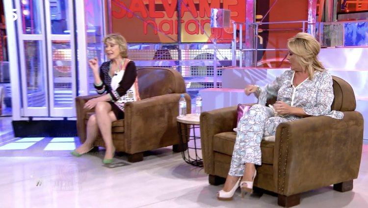 Lydia Lozano, en contra de volver a hablar del caso Ylenia | Foto: Telecinco.es