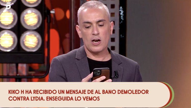 Albano debe a Kiko Hernández 30.000 euros | Foto: Telecinco.es