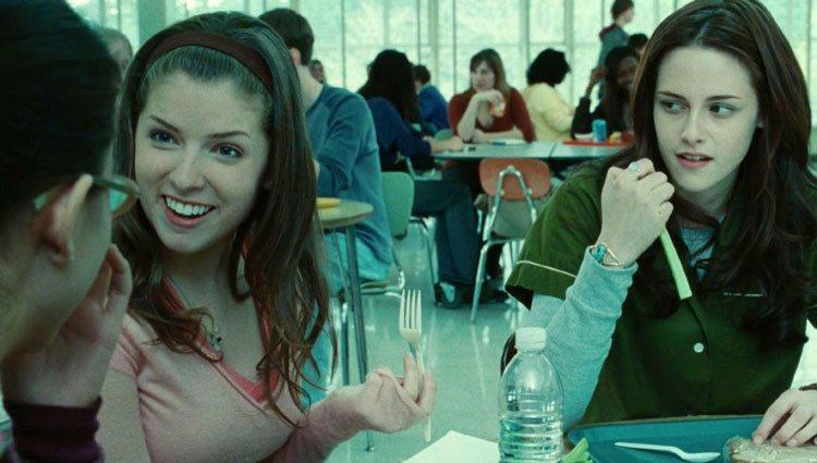 Anna Kendrick en un fotograma de 'Crepúsculo'