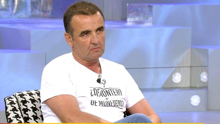 Antonio Montero, indignado | Foto: telecinco.es