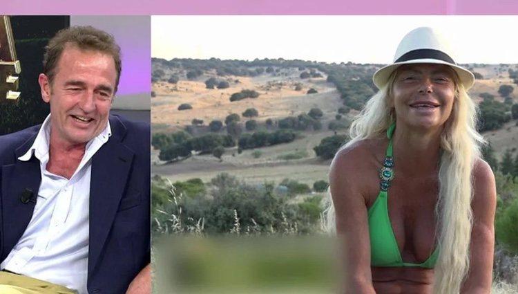 Lequio hablando de la conexión del Rey con Leticia Sabater / Telecinco.es