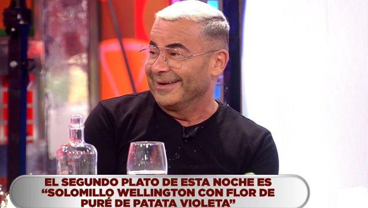 Jorge Javier Vázquez durante 'La última cena' | Foto: telecinco.es