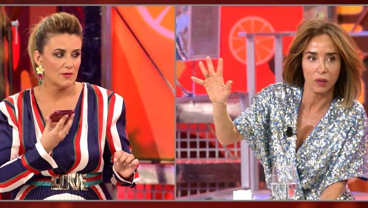 El Doctor le dice lo que hacer a Patiño | Foto: telecinco.es