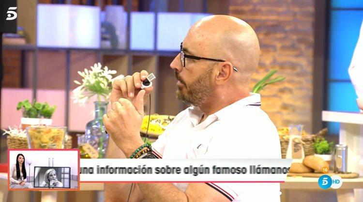 Diego Arrabal en 'Viva la vida'