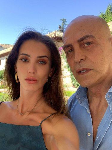 Kiko Matamoros y Marta López en Granada | Instagram