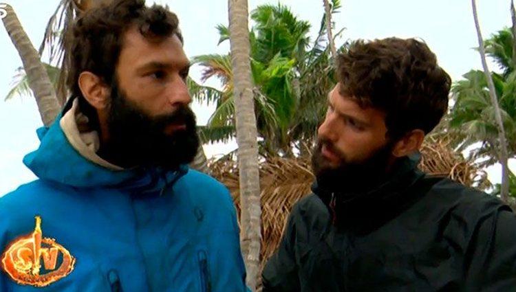 Barranco y Jorge en 'SV 2020' | Foto: telecinco.es