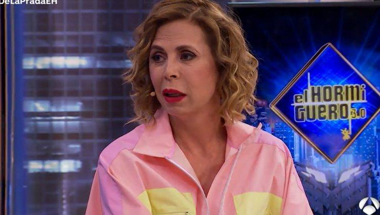 Ágatha Ruiz de la Prada hablando de su relación | Foto: antena3.com