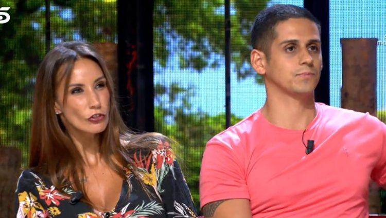 Fani se enfada con lo que dicen sobre su boda   Foto: telecinco.es