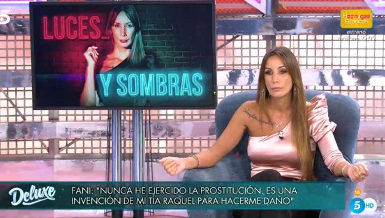 Fani desmiente todo lo dicho | Foto: telecinco.es
