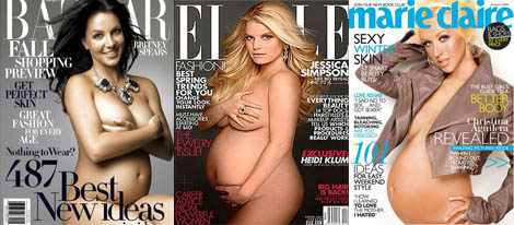 Rihanna, Britney Spears o Jennifer Lopez: Famosas que se desnudaron para la portada de una revista