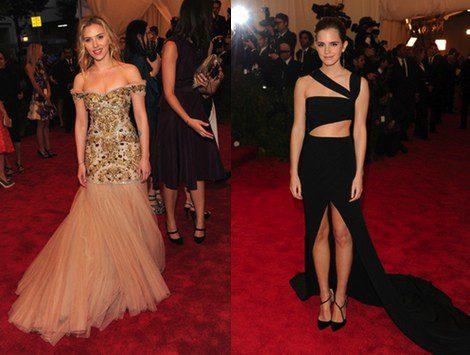 Scarlett Johansson y Emma Watson, las más sexys del cine