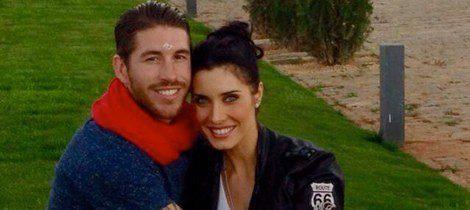 Sergio Ramos y Pilar Rubio anuncian su embarazo