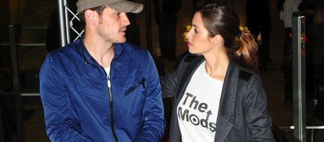 Iker Casillas y Sara Carbonero han puesto punto y final a sus vacaciones en Roma
