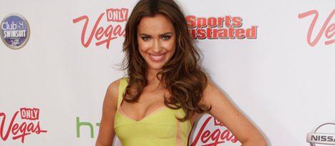 Irina Shayk protagonizará el mes de mayo del calendario 2012 de la revista Sports Illustrated