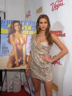 Irina Shayk será el mes de mayo de Sports Illustrated