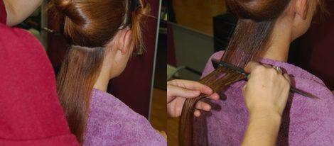 Lavar bien el pelo