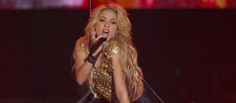 Shakira, un prototipo de carácter Acuario