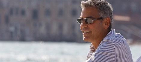 George Clooney se adora, como buen Tauro