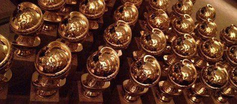 Los Globos de Oro de 2014, antes de ser entregados