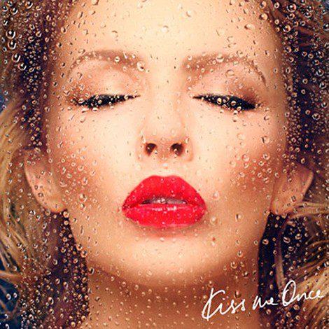Kylie Minogue estrena portada y single para su nuevo disco de estudio, 'Kiss Me Once'