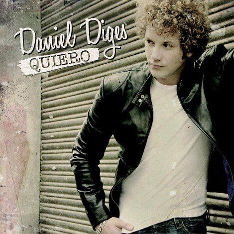 Daniel Diges anuncia el lanzamiento de su nuevo disco 'Quiero' para el 29 de abril