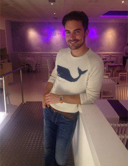 Conoce a Alejandro Corzo, actor español que se ha unido al reparto de la serie 'Star Trek Equinox' en EE.UU