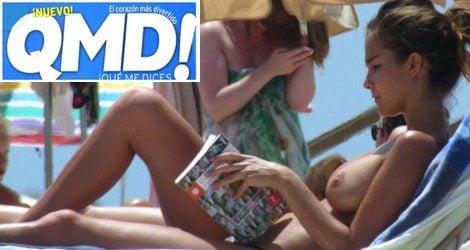 Desnudos En La Playa Megan Montaner Natalia Sánchez Paz Padilla E