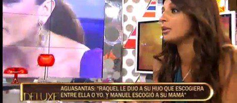 Aguasantas confiesa el motivo de su segunda ruptura con Manuel Cortés