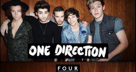 'Four', el último disco de One Direction