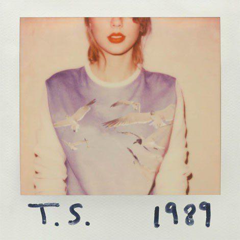 Taylor Swift publica su esperado nuevo disco de estudio: '1989'