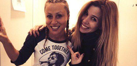 Natalia y Verónica Romeo en Twitter