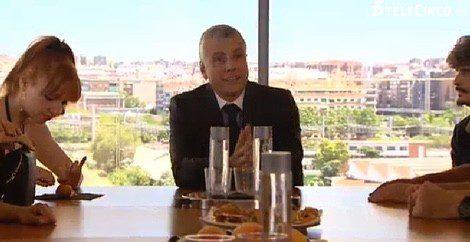 'Paolo Vasile' en 'La que se avecina' / Telecinco.es